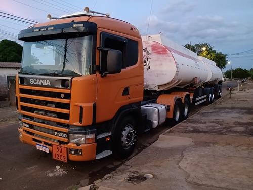 Imagem 1 de 14 de Scania 114/r380