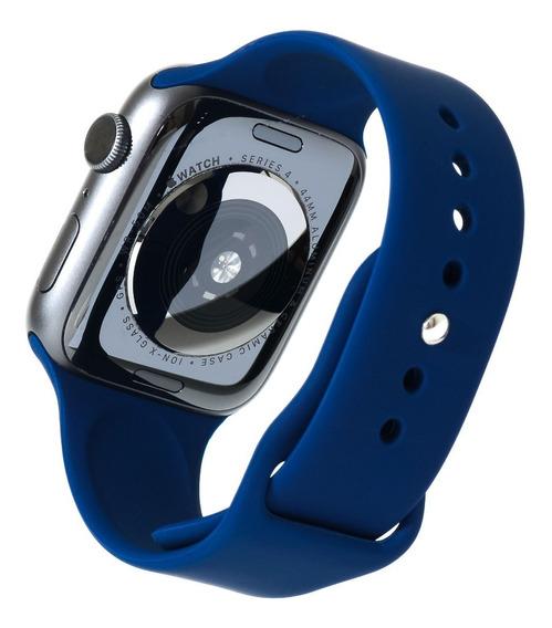 Correa Extensible Caucho Mobo Apple Iwatch 42/44 Mm Garantía