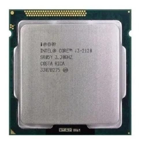 Processador Intel I3 2120 3.3ghz Slot 1155