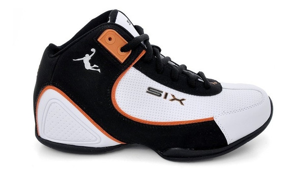 Tenis Basquete Six Street Charge Varias Cores