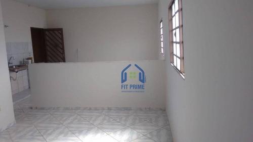 Sobrado Com 1 Dormitório À Venda, 354 M² Por R$ 570.000 - Solo Sagrado I - São José Do Rio Preto/sp - So0007