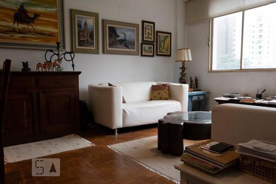Apartamento Para Aluguel - Itaim Bibi, 2 Quartos, 95 - 893112929