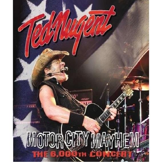Ted Nugent - Motor City Mayhem - The 6,000th Concert