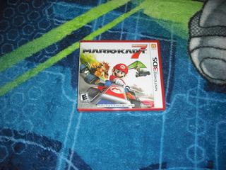 Mario Kart 7 Nintendo 3ds Nuevo