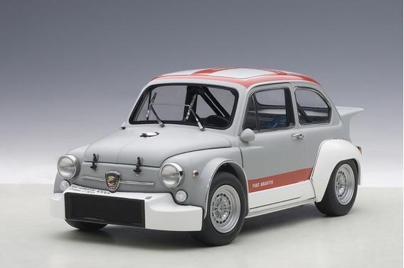 Fiat Abarth 1000 Tcr Gruppo 2 1970 - Escala 1/18 Autoart