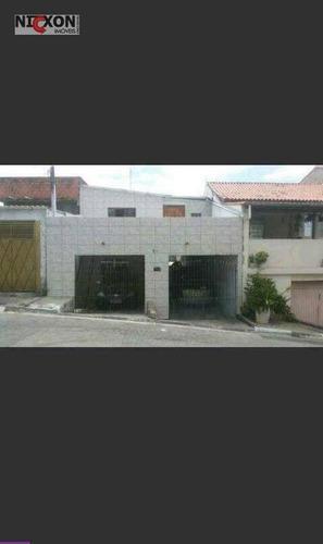 Casa Residencial À Venda, Parque Santos Dumont, Guarulhos. - Ca0208