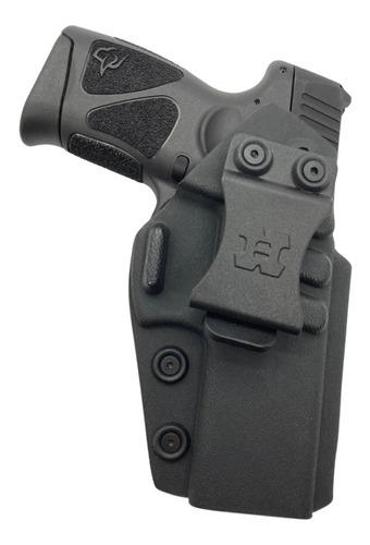 Imagen 1 de 2 de Pistolera Interna Kydex Houston Taurus G3 Diestra