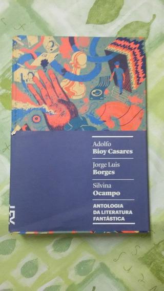 Livro Antologia Da Literatura Fantástica