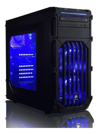 Pc Gamer Amd/ Fx-6100 / Asus / 8gb Corsair / Hd 1 Tb / Top
