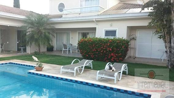 Casa Com 4 Dormitórios À Venda, 430 M² Por R$ 1.100.000,00 - Flora Ville - Boituva/sp - Ca1763