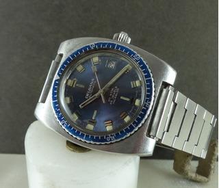 Reloj Delbana Diver Automatico Calendario 37mm