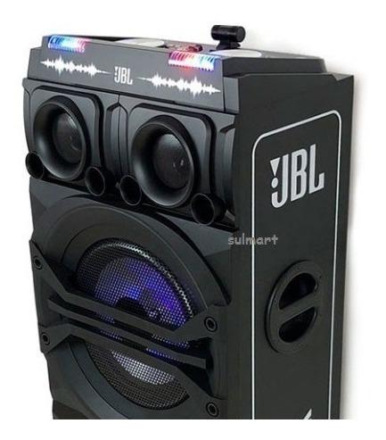 Caixa Amplificada Jbl Dj Xpert Dual Bluetooth E Usb Mixagem