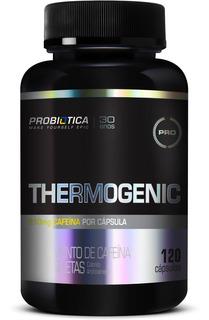 Termogênico Thermogenic (120 Cápsulas) Probiótica