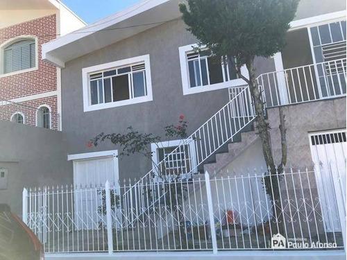 Casa Com 3 Dormitórios À Venda, 100 M² Por R$ 400.000,00 - Jardim Santa Rosália - Poços De Caldas/mg - Ca0332