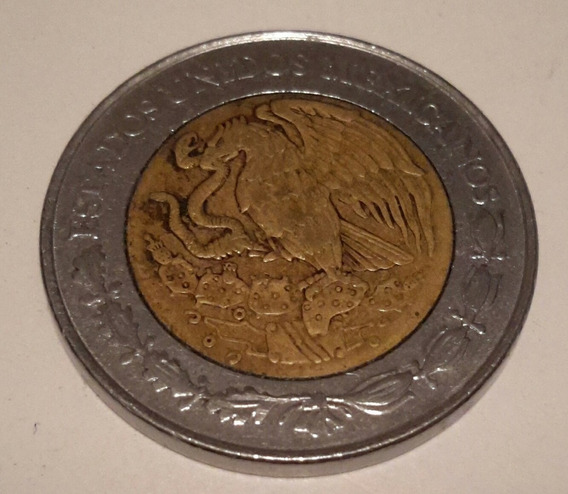 Moneda De Estados Unidos Mexicanos 1994 (a13)