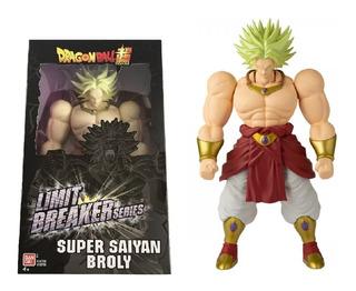 Broly Super Saiyan 30cm Limit Breaker Dragon Ball Bandai