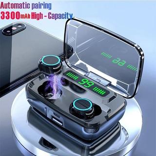 Fone De Ouvido Bluetooth V5.0 M11 Toque Inteligente Touch.
