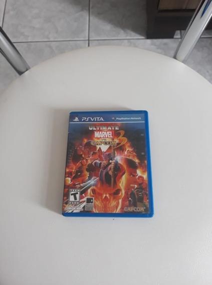 Ultimate Marvel Vs Capcom 3 Psvita