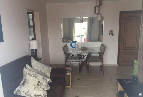 Imagem 1 de 19 de Apartamento À Venda, 59 M² Por R$ 340.000,00 - Anália Franco - São Paulo/sp - Ap6408