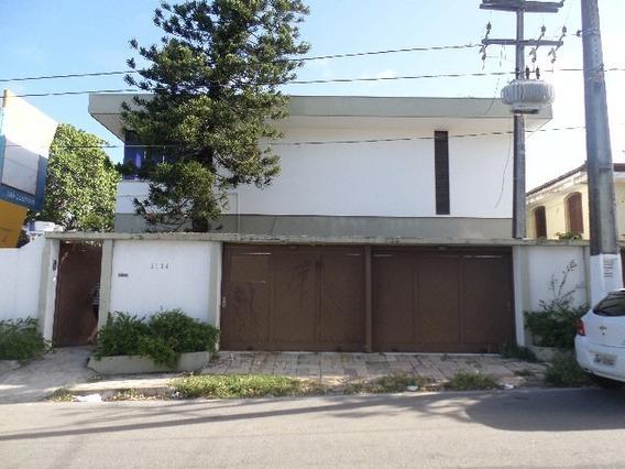 Casa Residencial Para Locação, Dix-sept Rosado, Natal - Ca0059. - Ca0059