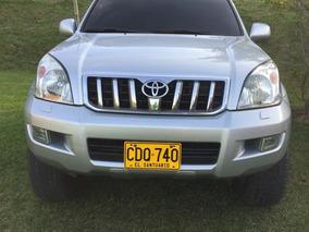 Toyota Prado Vx Europea