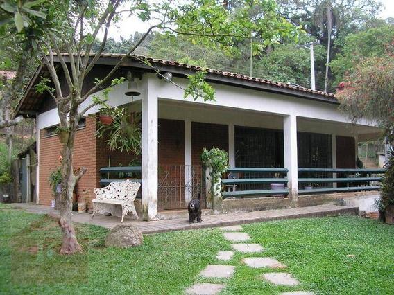 Chácara Residencial À Venda, Jardim Santa Paula, Cotia. - Ch0051