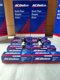 Bujias Original Acdelco Aveo-spark-luvdmax #41-602