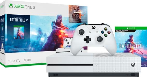 Xbox One S 1tb Com Jogos