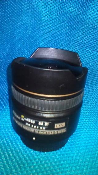 Lente Nikon 10mm