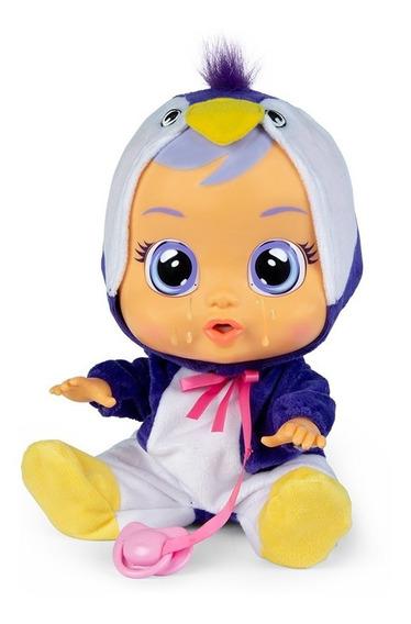 Bebe Cry Babies Sonido Y Llora Lagrimas Wabro Original Tv