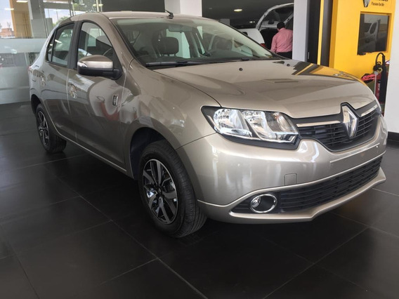 Renault Logan Intens At Beige