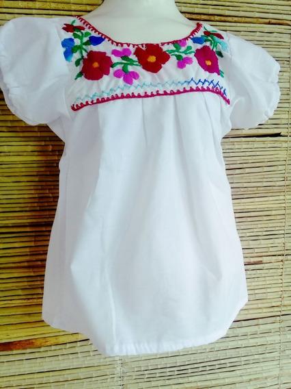 Blusas Tipicas Para Niña