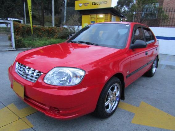 Hyundai Accent Gl Mt 1400
