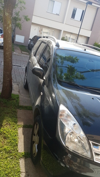 Nissan Grand Livina 1.8 Sl Flex Aut. 5p 2010