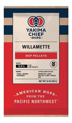 Lúpulo Yakima Chief Willamette T90 454 Gr Cosecha 2019
