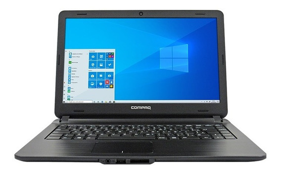 Notebook Compaq Cq-32 N3700 4gb 120gb Ssd 14