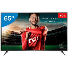 Smart Tv 4k Led Ultra Hd 65 Semp Tcl P65us