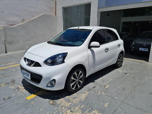 Nissan March 1.6 Sl 16v