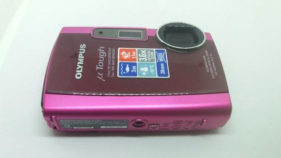 Carcaça Câmera Olympus Tough 3000