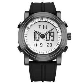 Sinobi Reloj Digital Para Hombres Reloj Deportivo Con Alarm