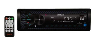 Toca Rádio Automotivo C/ Bluetooth Nfc Sd Usb Aiwa Aw-3239bt