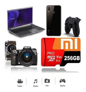 Xiaomi Cartão De Memória 256gb Pro Plus U3