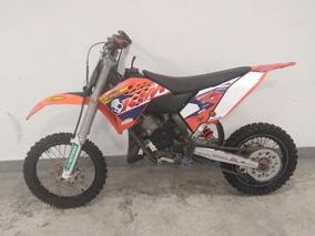 Se Vende Moto De Cross Ktm Sx 65cc 2014 Perfecto Estado