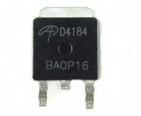 Kit Com 3 Transistor Aod4186 Smd Original