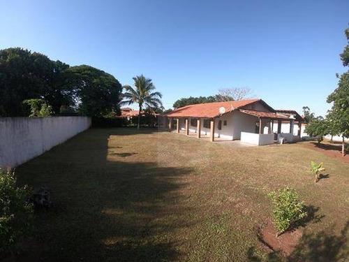 Chácara Com 4 Dormitórios À Venda, 2000 M² Por R$ 850.000 - Vale Do Sol - Indaiatuba/sp - Ch0115