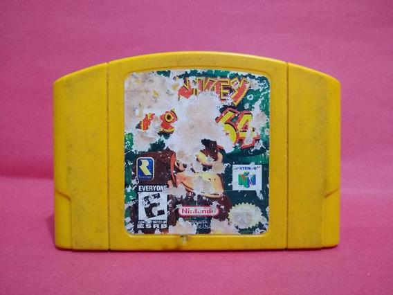 Jogo Donkey Kong 64 N64
