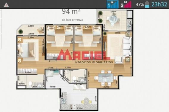 Venda - Apartamento - Pontal Da Serra 3 - Urbanova - Sao Jos - 1033-2-9195