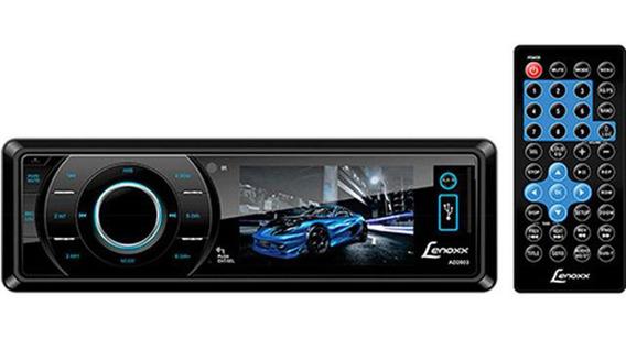 Dvd Player Automotivo Tela 3 Lenoxx