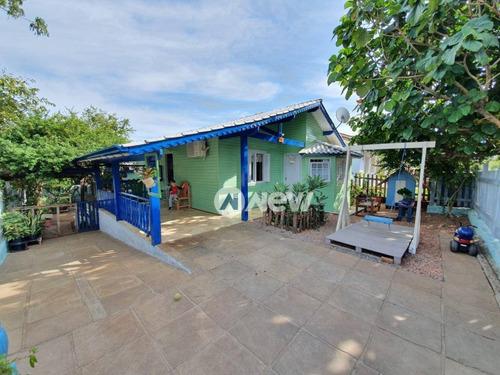 Imagem 1 de 25 de Casa Com 2 Dormitórios À Venda, 165 M² Por R$ 327.000,00 - União - Estância Velha/rs - Ca0080