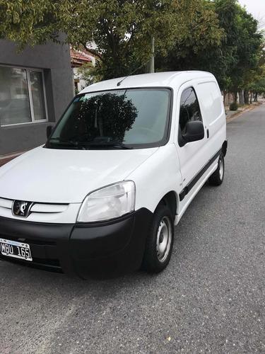 Peugeot Partner Furgon Confort Full 1.6hdi